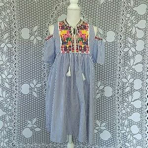 Fiesta & Gingham Dress